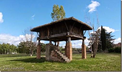 Parque Arantzadi - Hórreo