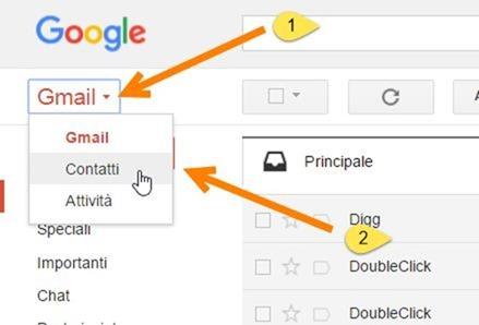 contatti-gmail