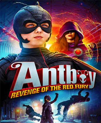 Antboy 2: Revenge of the Red Fury (2014) 720p
