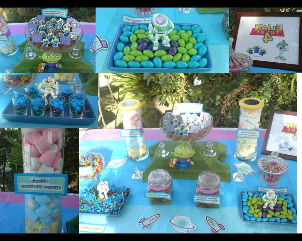Candy Buffet for Parties