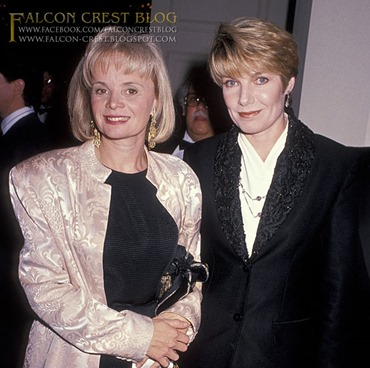 BTS09.01 Ladd & Sullivan - Nastional Jewish Fund Dinner 1989-1129 Beverly Hilton Hotel ©getty