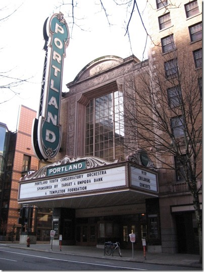 PlacesPages South Park Blocks Arlene Schnitzer Concert Hall - Portland schnitzer concert hall