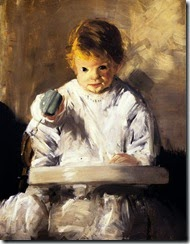 George-Wesley-Bellows-xx-My-Baby-xx-Private-collection