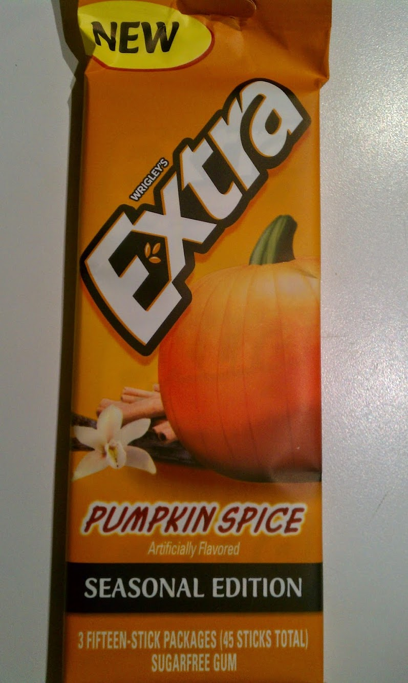 The whole pumpkin spice thing is just getting ridiculous now