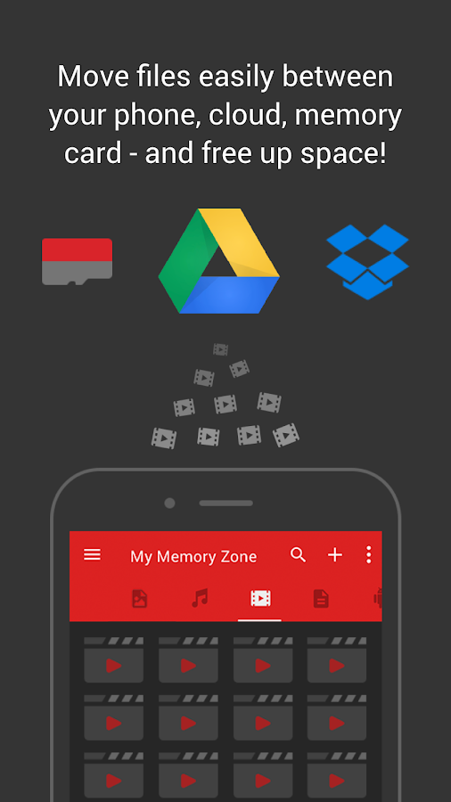 SanDisk Memory Zone Screenshot 3