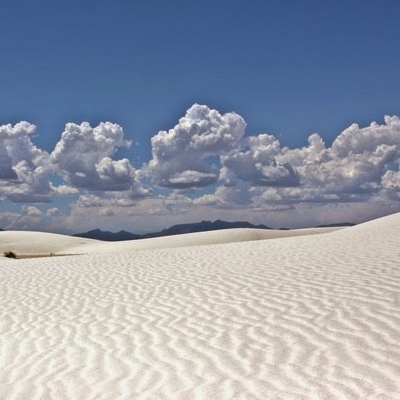 White Sands Desert, New Mexico