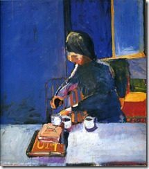 Richard-Diebenkorn-Girl-and-Three-Coffee-Cups