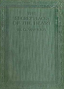 Cover of Hg Wells's Book Secret Places Of The Heart