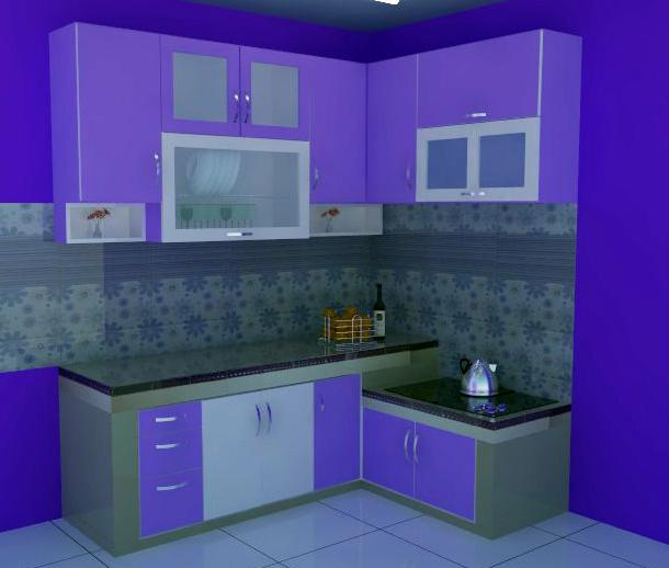 Laci Kitchen Set: Kitchen Set Minimalis Citeureup
