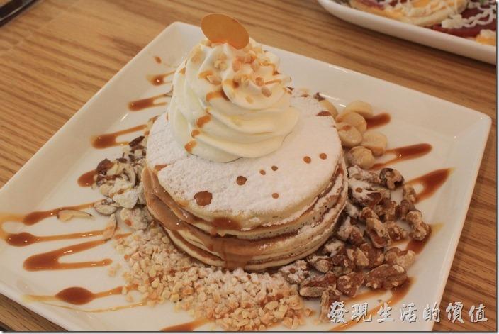 [台南]A Week Pancake Coffee,女孩們最愛的早午餐及下午茶餐點