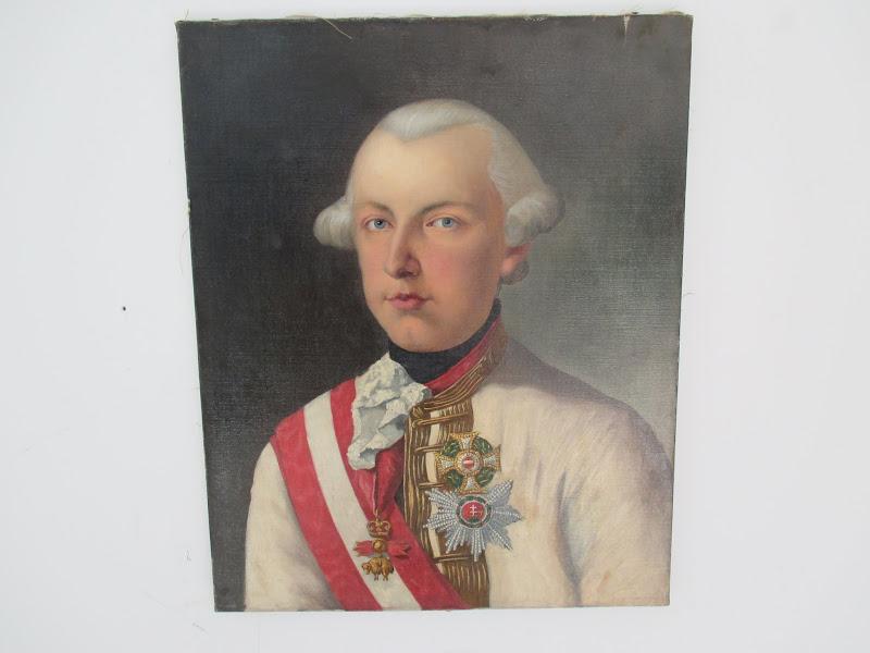 Unsigned Portrait
