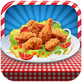 Game Chicken wings maker cooking version 2015 APK