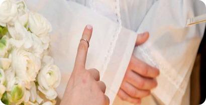 casamiento judio anillo