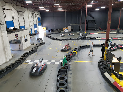 TBC Indoor Racing, 2100 Viceroy Pl, Richmond, BC V6V 1Y9, Canada, Amusement Center, state British Columbia