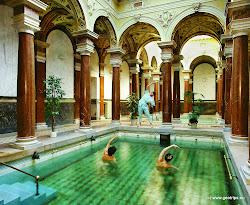 Představme si několik nejběžnějších způsobů léčení v Karlových Varech. Nejčastější metodou byly od středověku koupele (využíván byl nejdříve pouze pramen Vřídla).Pacientům se tehdy předepisovalo až 200 hodin koupelí! Čistota vody však byla mnohdy nedostačující, což vedlo k různým kožním a trávicím onemocněním. Dodnes velmi oblíbené jsou parní lázně a sauny, u kterých lidé věřili, že s potemodcházejí z těla i škodlivé látky. Oblíbené bylo i pouštění žilou a aplikace pijavek, kdy prý zlé síly touto cestou opouštěly tělo. Pijavky se v malé míře užívají ještědnes. Dalším oblíbeným způsobem léčby byly a stále jsou bahenní a rašelinné zábaly, které se při teplotě kolem 400C přikládají na tělo (tzv. teploléčba). Av neposlední řadězmiňme pitnou kůru. Rok 1722 znamenal, díky lékaři Davidu Becherovi, zavedení nových léčebných metod včetně požívání léčivé vody přímo