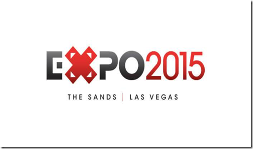 GameStop Expo 2015 Logo