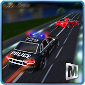 Real City Police Driver 2016 APK Icon