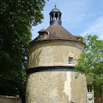 Château Saint-Jean de Beauregard : pigeonnier