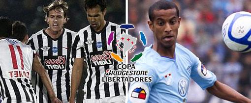 Libertad vs. Sporting Cristal en Vivo - Libertadores