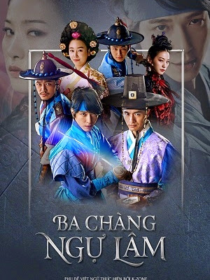 Ba Chàng Lính Ngự Lâm - The Three Musketeers (2014)