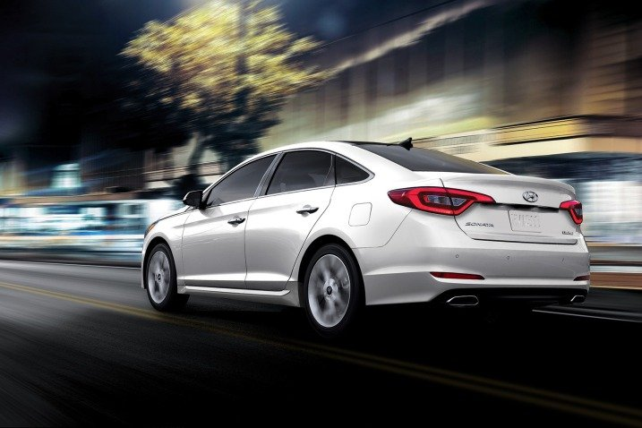 2016 Hyundai Sonata Sedan Review Car Price Concept