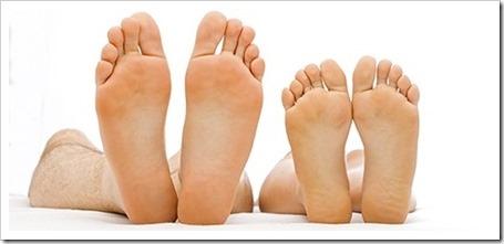 Los pies son asimétricos, es necesario un estudio personalizado de la pisada
