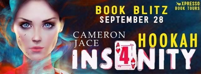 Book Blitz: Hookah by Cameron Jace