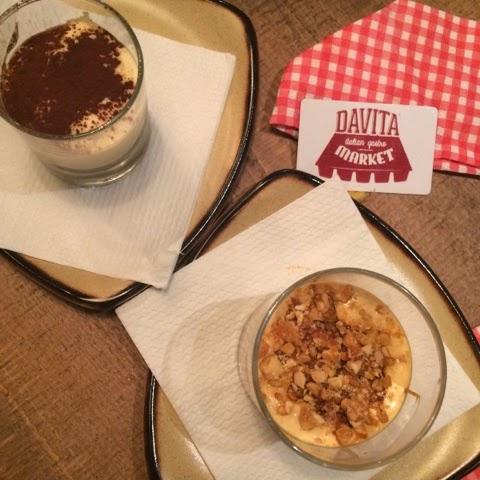 DAVITA Market, DAVITA Market Restaurante, DAVITA Market Italiano, Restaurante Italiano Barcelona