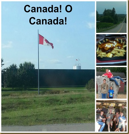Canada Collage