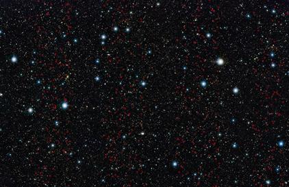 galáxias massivas no Universo primordial