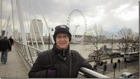 London Eye 1 - Simone