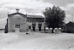 Ermita de santa Águeda. Año 1960. (Charles). Biblioteca Municipal de Catral.