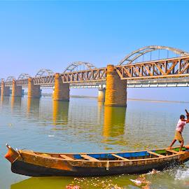 by Anilkumar Talasila - Transportation Boats