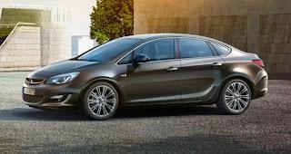 Grosse remise sur l'Opel Astra 4 portes