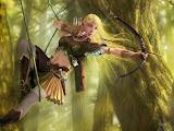 Enigmatic Maiden Look