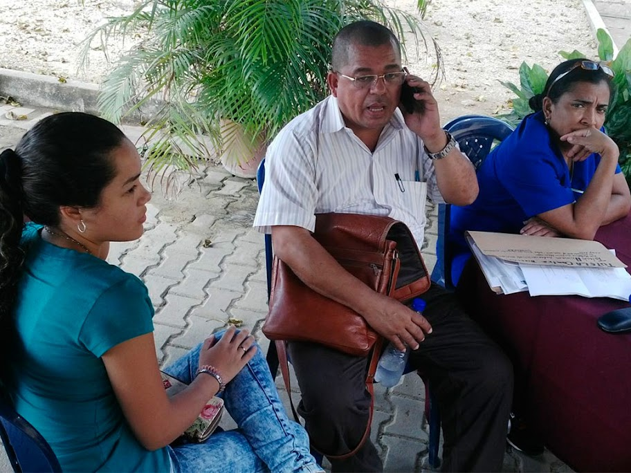 Estabilidad laboral y defensa de la red pública, ejes de los pliegos de Anthoc Bolívar