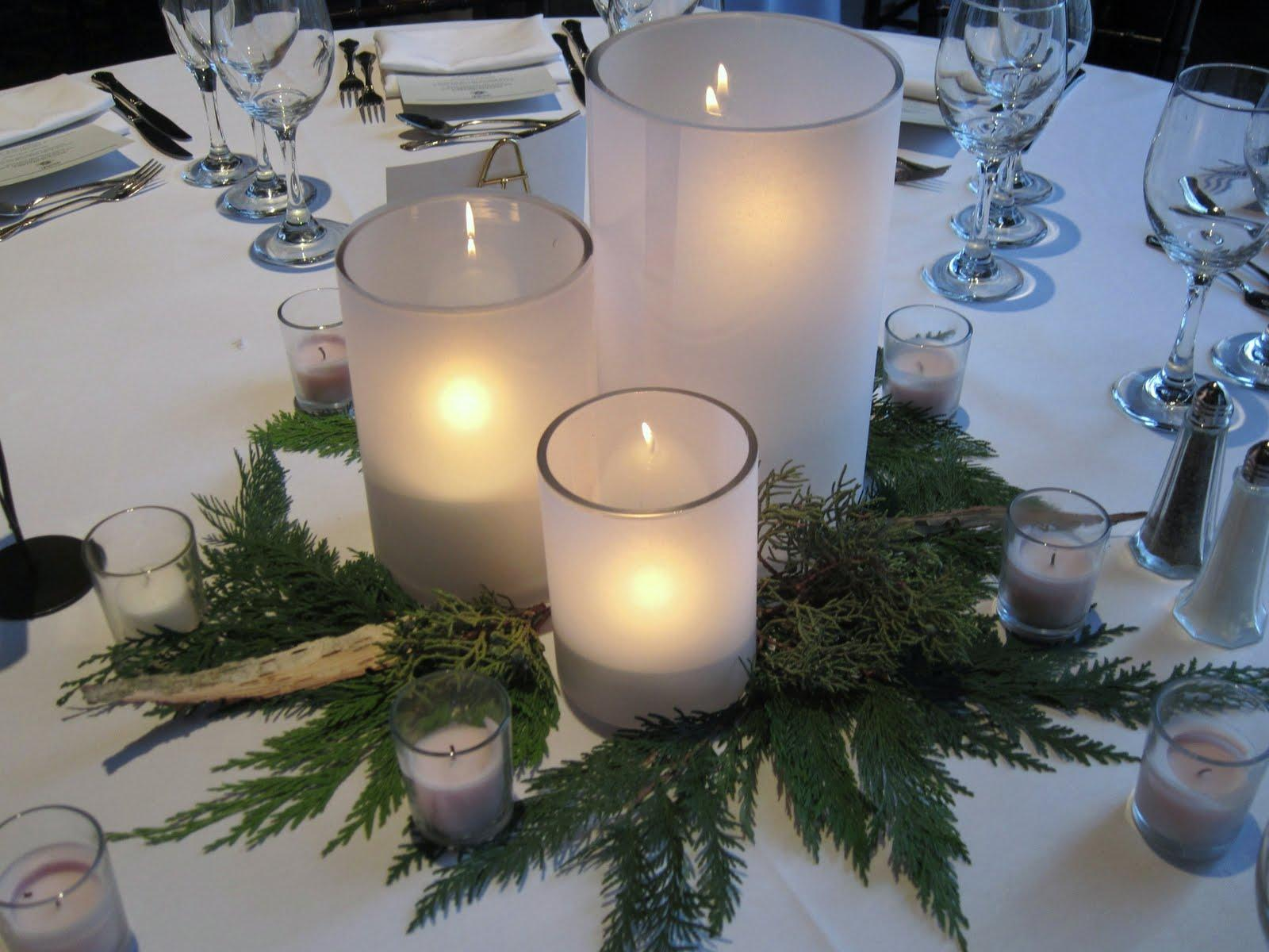 winter white wedding