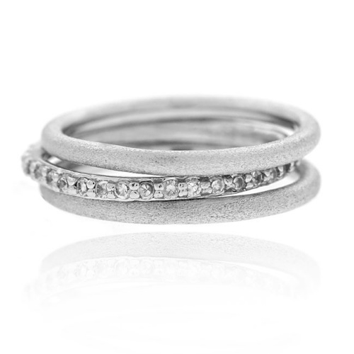 The wedding bands feature
