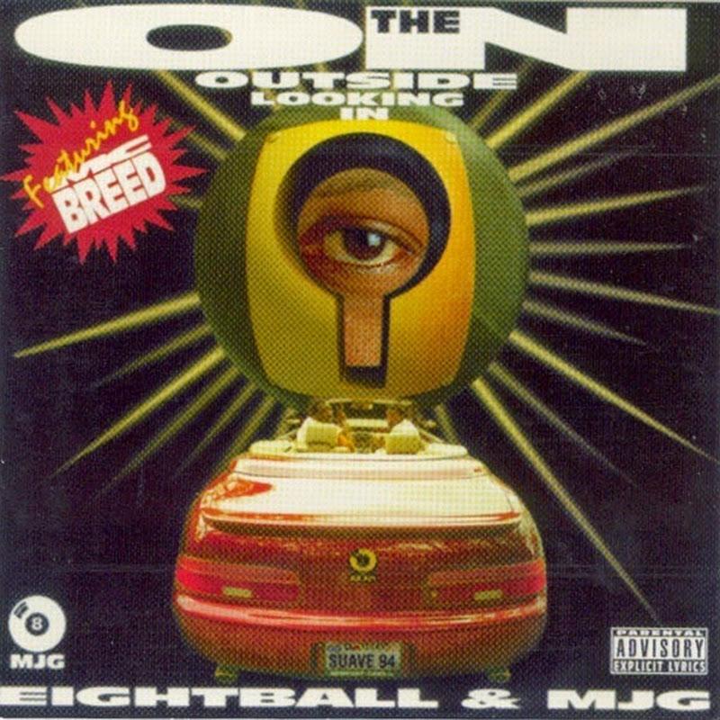 DE AFARĂ: Eightball & MJG - On the Outside Looking In (1994)
