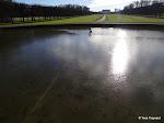 Parc : Grand bassin et perspective