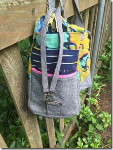 The Betsy Travel Bag  Twincess Designs (4)