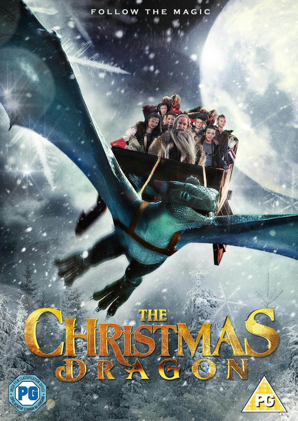 The Christmas Dragon DVD | This Is Life