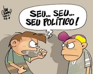 POLÍTICO - CHARGE