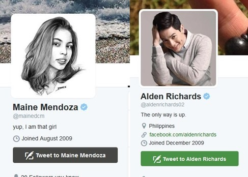 ALDUB Verified