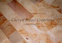 24x24 Teakwood Marble Polished Tile
