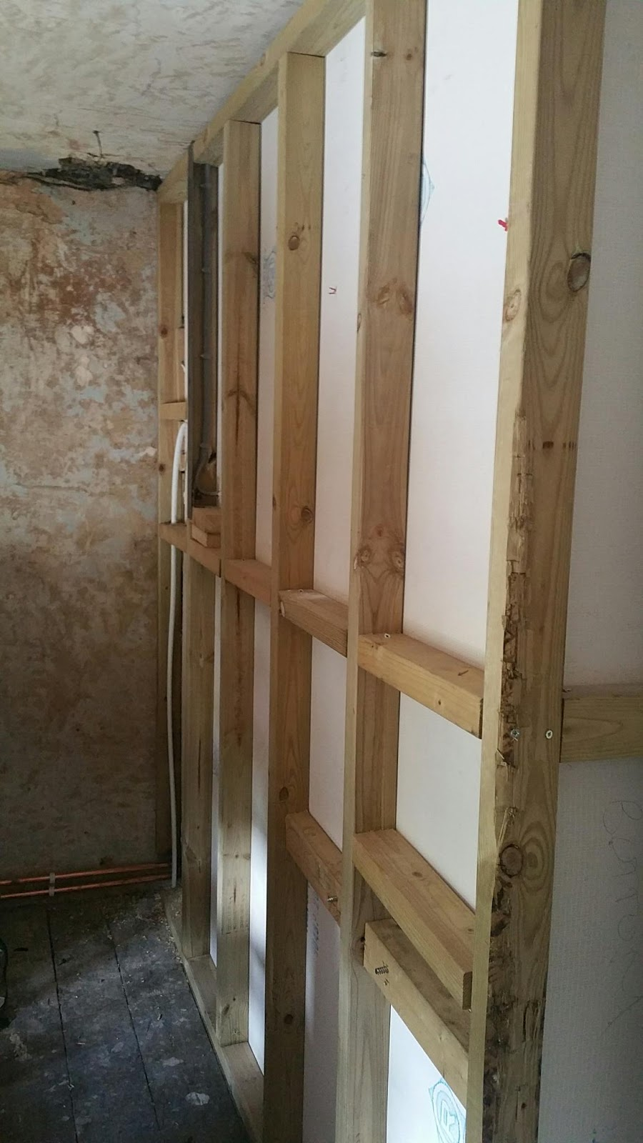 English Building Regs For Wall Insulation