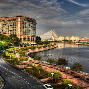 Government Office - Putrajaya by Zulkifli Yusof - Buildings & Architecture Office Buildings & Hotels