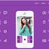 تطبيق لتصوير الفيديو وإضافة تأثيرات ترفيهية مباشرة