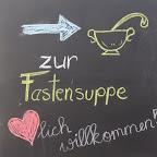 2013 » Fastensuppe