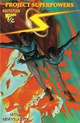 """Actualización 13/11/2015: Project Superpowers Vol1 #05.5 """"Todo es parte del diseño"""", traducido por Shinji y maquetado por Arsenio Lupín."""